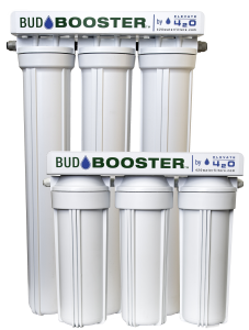benefits of the bud booster water filter over alternative filters